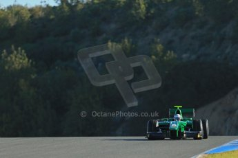 World © Octane Photographic Ltd. GP2 Winter testing, Jerez, 26th February 2013. Caterham Racing – . Digital Ref: 0580cb1d5787
