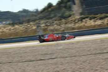 World © Octane Photographic Ltd. GP2 Winter testing, Jerez, 26th February 2013. Arden – Johnny Cecotto. Digital Ref: 0580cb1d6106