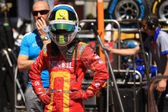 World © Octane Photographic Ltd. GP2 Monaco GP, Monte Carlo, Thursday 23rd May 2013. Practice and Qualifying. Julián Leal - Racing Engineering. Digital Ref: 0693cb7d0828