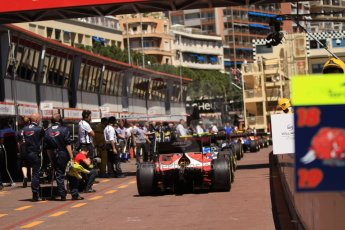 World © Octane Photographic Ltd. GP2 Monaco GP, Monte Carlo, Thursday 23rd May 2013. Practice and Qualifying. Mitch Evans. – Arden International. Digital Ref: 0693cb7d0839