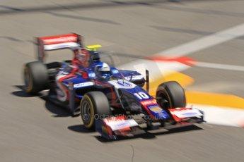 World © Octane Photographic Ltd. GP2 Monaco GP, Monte Carlo, Thursday 23rd May 2013. Practice and Qualifying. Jolyon Palmer - Carlin. Digital Ref : 0693cb7d0933