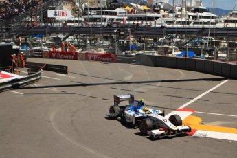World © Octane Photographic Ltd. GP2 Monaco GP, Monte Carlo, Thursday 23rd May 2013. Practice and Qualifying. Rio Haryanto - Barwa Addax Team. Digital Ref : 0693cb7d1049