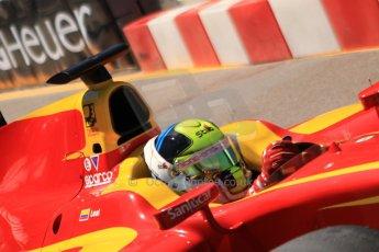 World © Octane Photographic Ltd. GP2 Monaco GP, Monte Carlo, Thursday 23rd May 2013. Practice and Qualifying. Julián Leal - Racing Engineering. Digital Ref: 0693cb7d1106