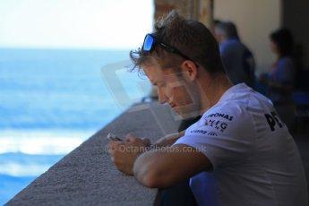 World © Octane Photographic Ltd. GP2 Monaco GP, Monte Carlo, Thursday 23rd May 2013. Practice and Qualifying. Sam Bird – Russian TIME. Digital Ref : 0693cb7d1124