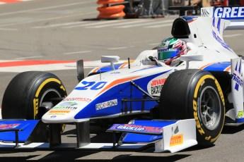 World © Octane Photographic Ltd. GP2 Monaco GP, Monte Carlo, Thursday 23rd May 2013. Practice and Qualifying. Nathanaël Berthon - Trident Racing. Digital Ref : 0693lw1d7412