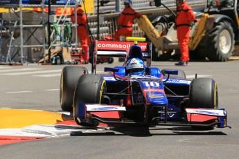 World © Octane Photographic Ltd. GP2 Monaco GP, Monte Carlo, Thursday 23rd May 2013. Practice and Qualifying. Jolyon Palmer - Carlin. Digital Ref : 0693lw1d7423
