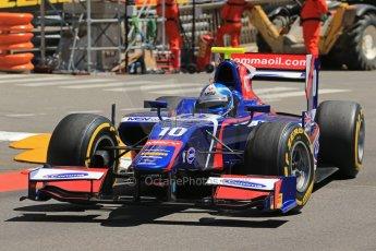 World © Octane Photographic Ltd. GP2 Monaco GP, Monte Carlo, Thursday 23rd May 2013. Practice and Qualifying. Jolyon Palmer - Carlin. Digital Ref : 0693lw1d7426