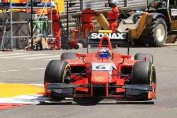 World © Octane Photographic Ltd. GP2 Monaco GP, Monte Carlo, Thursday 23rd May 2013. Practice and Qualifying. Mitch Evans. – Arden International. Digital Ref: 0693lw1d7468