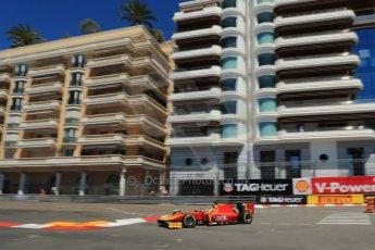 World © Octane Photographic Ltd. GP2 Monaco GP, Monte Carlo, Thursday 23rd May 2013. Practice and Qualifying. Julián Leal - Racing Engineering. Digital Ref: 0693lw1d7631