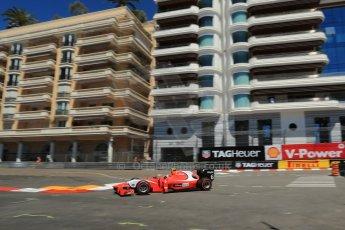 World © Octane Photographic Ltd. GP2 Monaco GP, Monte Carlo, Thursday 23rd May 2013. Practice and Qualifying. Mitch Evans. – Arden International. Digital Ref: 0693lw1d7664