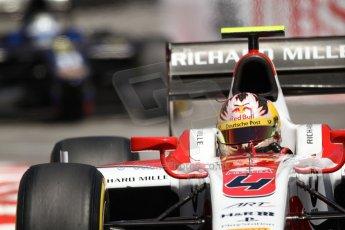 World © Octane Photographic Ltd. GP2 Monaco GP, Monte Carlo, Thursday 23rd May 2013. Practice and Qualifying. Daniel Abt – ART Grand Prix. Digital Ref : 0693lw7d0547