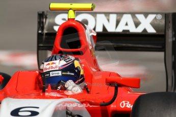 World © Octane Photographic Ltd. GP2 Monaco GP, Monte Carlo, Thursday 23rd May 2013. Practice and Qualifying. Mitch Evans. – Arden International. Digital Ref: 0693lw7d0560