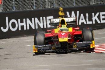 World © Octane Photographic Ltd. GP2 Monaco GP, Monte Carlo, Thursday 23rd May 2013. Practice and Qualifying. Julián Leal - Racing Engineering. Digital Ref: 0693lw7d0570