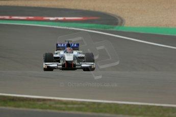 World © Octane Photographic Ltd. GP2 German GP, Nurburgring, Friday 5th July 2013. Practice. Jake Rosenzweig - Barwa Addax Team. Digital Ref : 0740lw1d3977