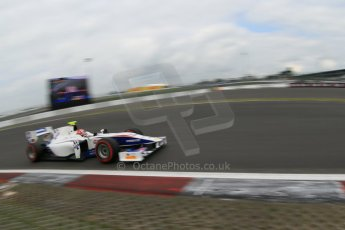 World © Octane Photographic Ltd. GP2 German GP, Nurburgring, Friday 5th July 2013. Qualifying. Kevin Ceccon - Trident Racing. Digital Ref : 0742lw1d5040