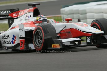 World © Octane Photographic Ltd. GP2 German GP, Nurburgring, Friday 5th July 2013. Qualifying. James Calado – ART Grand Prix. Digital Ref : 0742lw1d5416
