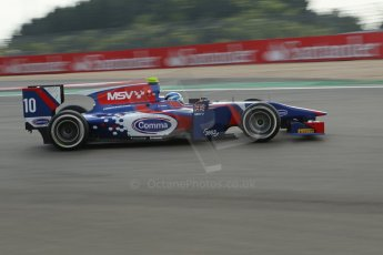 World © Octane Photographic Ltd. GP2 German GP, Nurburgring, 6th July 2013. Race 1. Jolyon Palmer - Carlin. Digital Ref : 0746lw1d4578