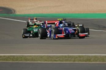 World © Octane Photographic Ltd. GP2 German GP, Nurburgring, Sunday 7th July 2013. Race 2. Jolyon Palmer - Carlin. Digital Ref : 0747lw1d8225