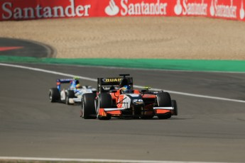 World © Octane Photographic Ltd. GP2 German GP, Nurburgring, Sunday 7th July 2013. Race 2. Adrian Quaife-Hobbs -  MP Motorsport. Digital Ref : 0747lw1d8306