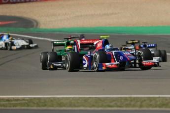 World © Octane Photographic Ltd. GP2 German GP, Nurburgring, Sunday 7th July 2013. Race 2. Jolyon Palmer - Carlin. Digital Ref : 0747lw1d8399