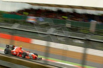 World © Octane Photographic Ltd. GP2 British GP, Silverstone, Friday 28th June 2013. Practice. Mitch Evans. – Arden International. Digital Ref: 0725ce1d6604