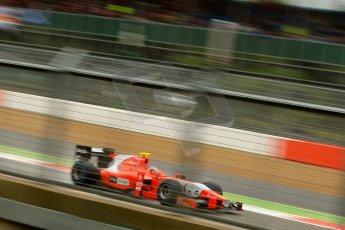 World © Octane Photographic Ltd. GP2 British GP, Silverstone, Friday 28th June 2013. Practice. Mitch Evans. – Arden International. Digital Ref: 0725ce1d6605