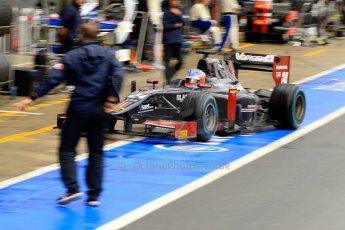 World © Octane Photographic Ltd. GP2 British GP, Silverstone, Friday 28th June 2013. Practice. Rene Binder - Venezuela GP Lazarus. Digital Ref : 0725ce1d6679