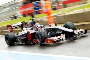 World © Octane Photographic Ltd. GP2 British GP, Silverstone, Friday 28th June 2013. Practice. Rene Binder - Venezuela GP Lazarus. Digital Ref : 0725ce1d6713