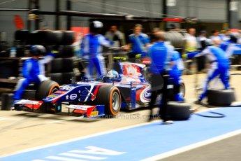World © Octane Photographic Ltd./Chris Enion. GP2 British GP, Silverstone, Saturday 29th June 2013. Race 1. Jolyon Palmer - Carlin. Digital Ref : 0731ce1d8500