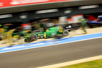 World © Octane Photographic Ltd./Chris Enion. GP2 British GP, Silverstone, Saturday 29th June 2013. Race 1. Sergio Canamasas – EQ8 Caterham Racing. Digital Ref: 0731ce1d8522