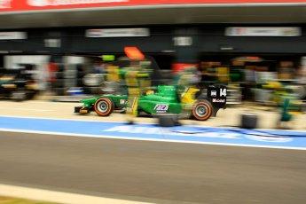 World © Octane Photographic Ltd./Chris Enion. GP2 British GP, Silverstone, Saturday 29th June 2013. Race 1. Sergio Canamasas – EQ8 Caterham Racing. Digital Ref: 0731ce1d8535