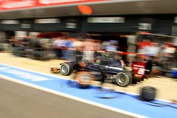 World © Octane Photographic Ltd./Chris Enion. GP2 British GP, Silverstone, Saturday 29th June 2013. Race 1. Kevin Giovesi - Venezuela GP Lazarus. Digital Ref : 0731ce1d8604