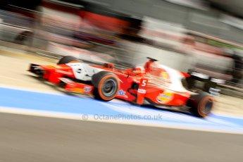 World © Octane Photographic Ltd./Chris Enion. GP2 British GP, Silverstone, Saturday 29th June 2013. Race 1. Johnny Cecotto – Arden International. Digital Ref : 0731ce1d8618
