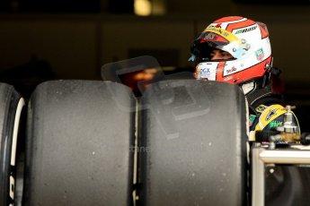 World © Octane Photographic Ltd./Chris Enion. GP2 British GP, Silverstone, Saturday 29th June 2013. Race 1. Felipe Nasr - Carlin. Digital Ref : 0731ce1d8651