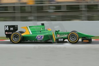 World © Octane Photographic Ltd. GP2 Spanish GP, Circuit de Catalunya, Saturday 11th May 2013. Qualifying. Sergio Canamasas– Caterham. Digital Ref: 0662cb1d9663