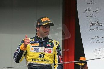 World © Octane Photographic Ltd. GP2 Spanish GP, Circuit de Catalunya, Sunday 12th May 2013. GP2 Race 2.Felipe Nasr - Carlin. Digital Ref : 0670cb1d2298