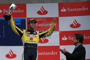World © Octane Photographic Ltd. GP2 Spanish GP, Circuit de Catalunya, Sunday 12th May 2013. GP2 Race 2. Felipe Nasr - Carlin. Digital Ref : 0670cb1d2349