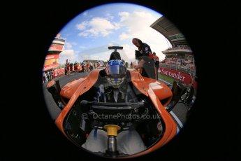 World © Octane Photographic Ltd. GP2 Spanish GP, Circuit de Catalunya, Sunday 12th May 2013. GP2 Race 2. Adrian Quaife-Hobbs - MP Motorsport. Digital Ref : 0670lw1d2148