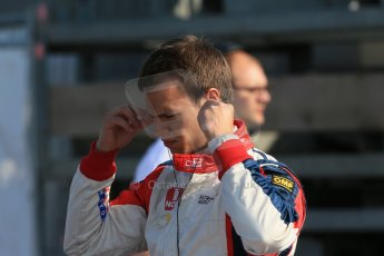 World © Octane Photographic Ltd. Saturday 6th July 2013. Dallara GP3/13 - German GP - Nurburgring - Qualifying. Jenzer Motorsport – Patric Niederhauser. Digital ref : 0743lw1d5742