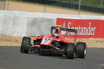 World © Octane Photographic Ltd. Saturday 6th July 2013. Dallara GP3/13 - German GP - Nurburgring - Qualifying. Marussia Manor Racing – Ryan Cullen. Digital ref : 0743lw1d5807