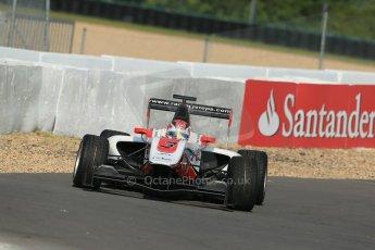 World © Octane Photographic Ltd. Saturday 6th July 2013. Dallara GP3/13 - German GP - Nurburgring - Qualifying. ART Grand Prix – Jack Harvey. Digital ref : 0743lw1d5818