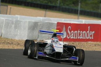 World © Octane Photographic Ltd. Saturday 6th July 2013. Dallara GP3/13 - German GP - Nurburgring - Qualifying. Trident – David Fumanelli. Digital ref : 0743lw1d5862