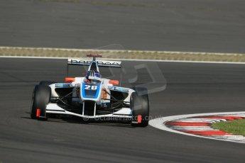World © Octane Photographic Ltd. Saturday 6th July 2013. Dallara GP3/13 - German GP - Nurburgring - Qualifying. Bamboo Engineering – Lewis Williamson. Digital ref : 0743lw1d5955