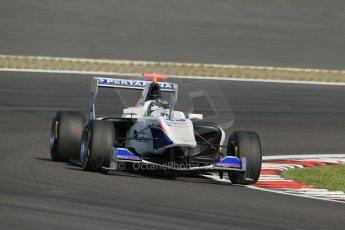 World © Octane Photographic Ltd. Saturday 6th July 2013. Dallara GP3/13 - German GP - Nurburgring - Qualifying. Trident – Giovanni Venturini. Digital ref : 0743lw1d5979