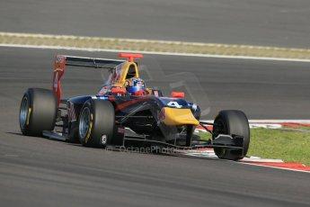 World © Octane Photographic Ltd. Saturday 6th July 2013. Dallara GP3/13 - German GP - Nurburgring - Qualifying. MW Arden – Carlos Sainz Jnr. Digital ref : 0743lw1d5999