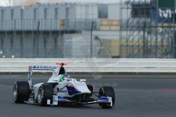 World © Octane Photographic Ltd. GP3 Testing - Wednesday 3rd April 2013 Dallara GP3/13 - Silverstone. Trident – Giovanni Venturini. Digital ref : 0627lw1d0389