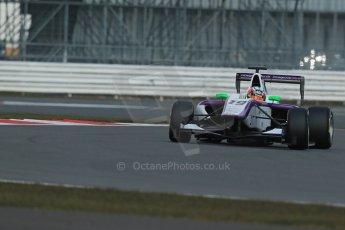 World © Octane Photographic Ltd. GP3 Testing - Wednesday 3rd April 2013 Dallara GP3/13 - Silverstone. Status Grand Prix – Josh Webster. Digital ref : 0627lw1d0430