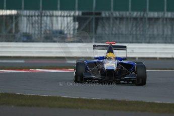 World © Octane Photographic Ltd. GP3 Testing - Wednesday 3rd April 2013 Dallara GP3/13 - Silverstone. Carlin – Luis Sa Silva. Digital ref : 0627lw1d0496