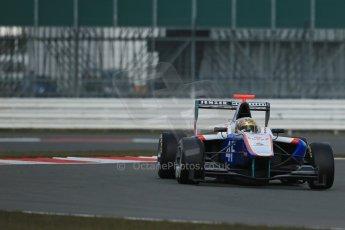 World © Octane Photographic Ltd. GP3 Testing - Wednesday 3rd April 2013 Dallara GP3/13 - Silverstone. Jenzer Motorsport – Samin Gomez. Digital ref : 0627lw1d0547