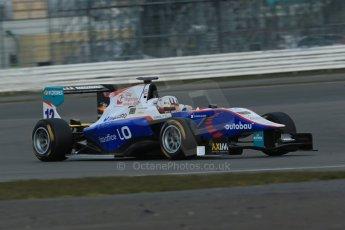 World © Octane Photographic Ltd. GP3 Testing - Wednesday 3rd April 2013 Dallara GP3/13 - Silverstone. Jenzer Motorsport – Alex Fontana. Digital ref : 0627lw1d0557